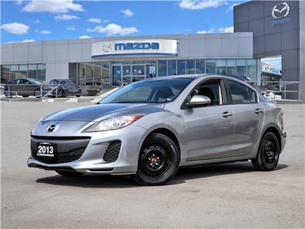 2013 Mazda Mazda3 GX (Stk: U1081) in Hamilton - Image 1 of 26