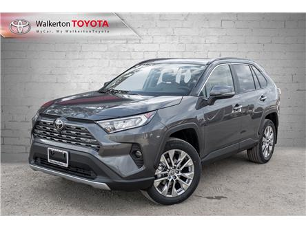 2021 Toyota RAV4 Limited (Stk: 21187) in Walkerton - Image 1 of 21