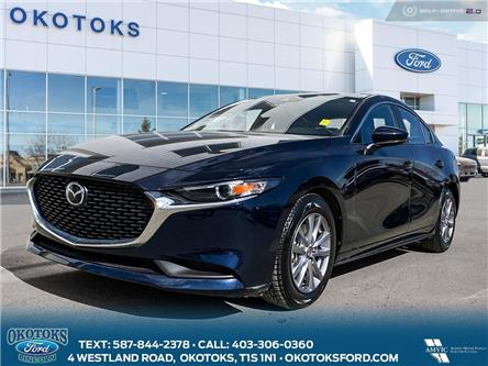2019 Mazda Mazda3 GS (Stk: B84102) in Okotoks - Image 1 of 24