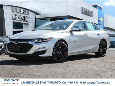2020 Chevrolet Malibu LT (Stk: 141943) in Etobicoke - Image 1 of 25