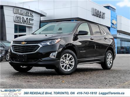 2021 Chevrolet Equinox LT (Stk: 108683) in Etobicoke - Image 1 of 24