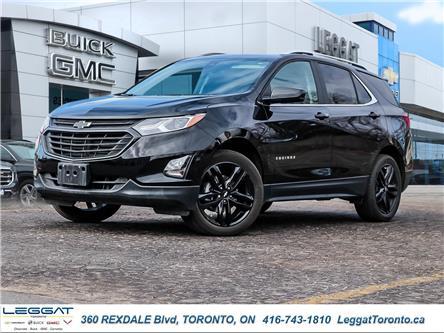 2021 Chevrolet Equinox LT (Stk: 110632) in Etobicoke - Image 1 of 17