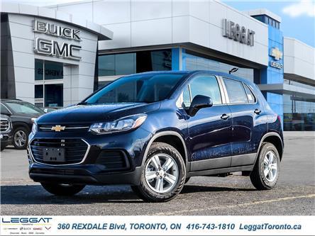 2021 Chevrolet Trax LS (Stk: 324487) in Etobicoke - Image 1 of 25
