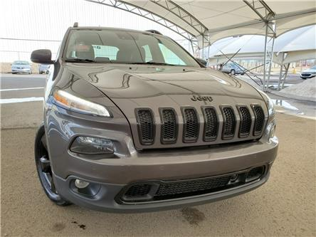 2018 Jeep Cherokee Limited (Stk: 189936) in AIRDRIE - Image 1 of 30