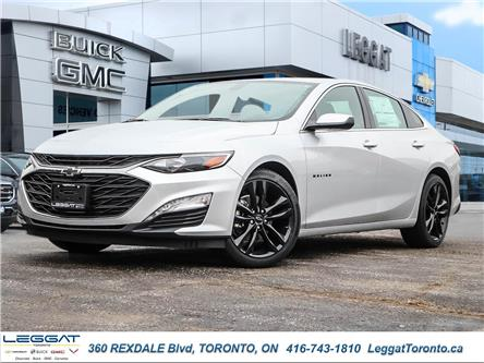 2021 Chevrolet Malibu LT (Stk: 057129) in Etobicoke - Image 1 of 25