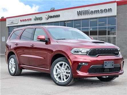 2021 Dodge Durango GT (Stk: 21-300) in Uxbridge - Image 1 of 28