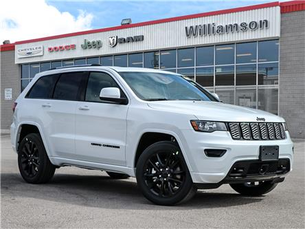 2021 Jeep Grand Cherokee Laredo (Stk: 21-299) in Uxbridge - Image 1 of 29