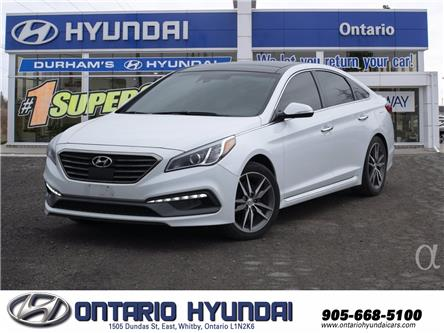 2015 Hyundai Sonata 2.0T Ultimate (Stk: 95707L) in Whitby - Image 1 of 19