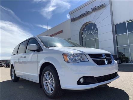 2020 Dodge Grand Caravan Premium Plus (Stk: AL133) in Olds - Image 1 of 17
