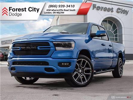 2021 RAM 1500 Sport (Stk: 21-R035) in London - Image 1 of 35