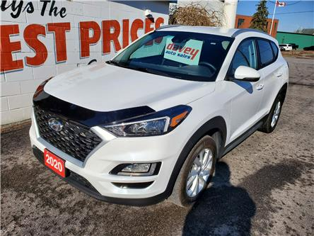 2020 Hyundai Tucson Preferred (Stk: 21-112) in Oshawa - Image 1 of 15