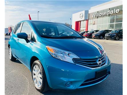 2016 Nissan Versa Note 1.6 SV (Stk: N1584A) in Thornhill - Image 1 of 18