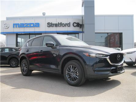2021 Mazda CX-5 GS (Stk: 21066) in Stratford - Image 1 of 13