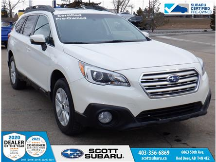 2015 Subaru Outback 2.5i Touring Package (Stk: 20713U) in Red Deer - Image 1 of 44