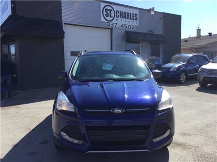 2014 Ford Escape SE (Stk: -) in Winnipeg - Image 1 of 17