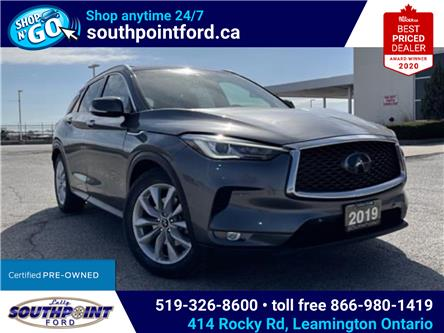2019 Infiniti QX50 Sensory (Stk: S10603R) in Leamington - Image 1 of 26