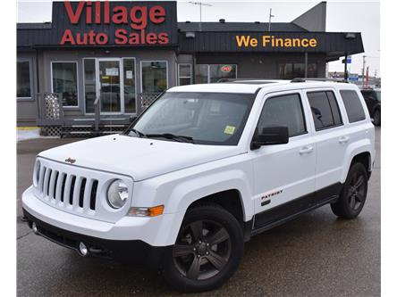 2016 Jeep Patriot Sport/North (Stk: P38238) in Saskatoon - Image 1 of 19