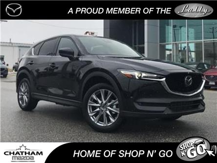 2021 Mazda CX-5 GT w/Turbo (Stk: NM3439) in Chatham - Image 1 of 23