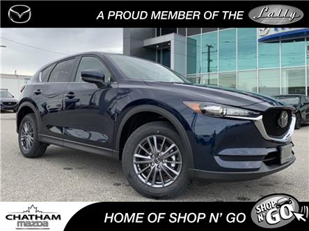 2021 Mazda CX-5 GS (Stk: NM3440) in Chatham - Image 1 of 23