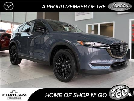 2021 Mazda CX-5 Kuro Edition (Stk: NM3457) in Chatham - Image 1 of 23