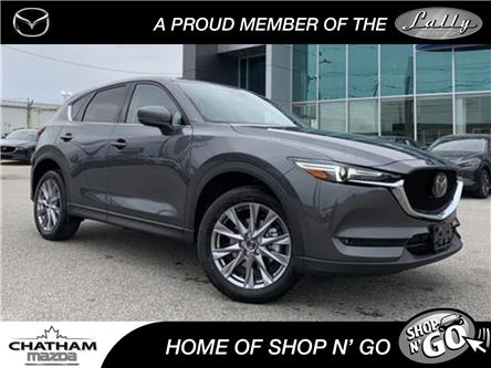2021 Mazda CX-5 GT w/Turbo (Stk: NM3461) in Chatham - Image 1 of 24