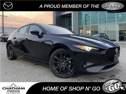 2021 Mazda Mazda3 Sport GT w/Turbo (Stk: NM3428) in Chatham - Image 1 of 24