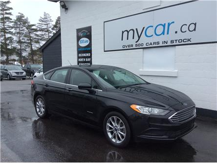 2017 Ford Fusion SE (Stk: 210203) in Ottawa - Image 1 of 21