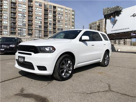 2020 Dodge Durango GT (Stk: P5254) in North York - Image 1 of 30