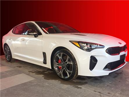 2021 Kia Stinger GT Limited w/Red Interior (Stk: K21094) in Listowel - Image 1 of 13