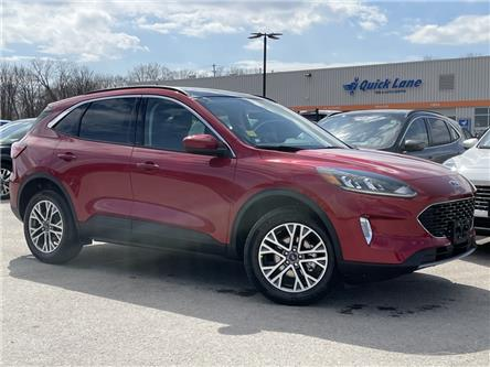 2021 Ford Escape SEL (Stk: 21T221) in Midland - Image 1 of 4