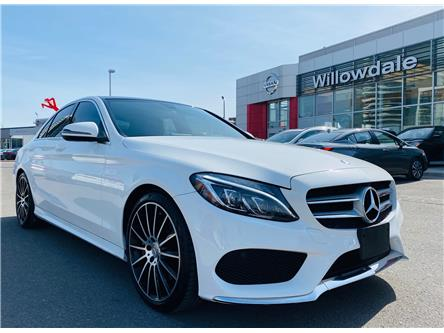 2016 Mercedes-Benz C-Class Base (Stk: H9531B) in Thornhill - Image 1 of 23