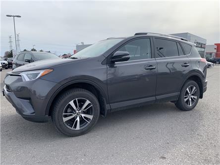 2018 Toyota RAV4 LE (Stk: JW434141L) in Bowmanville - Image 1 of 14
