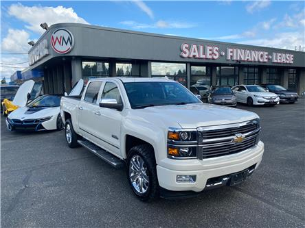 2015 Chevrolet Silverado 1500 High Country (Stk: 15-370943) in Abbotsford - Image 1 of 17