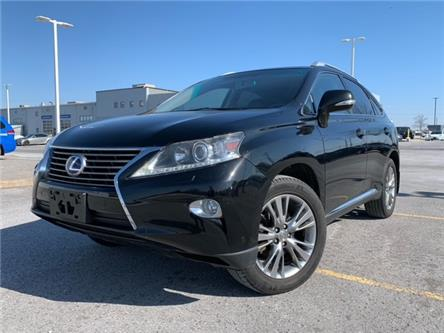 2014 Lexus RX 450h Base (Stk: A0489) in Ottawa - Image 1 of 11