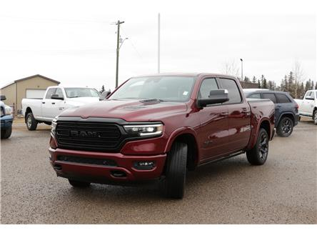 2021 RAM 1500 Limited (Stk: MT028) in Rocky Mountain House - Image 1 of 24