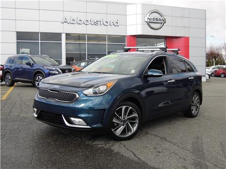 2019 Kia Niro SX Touring (Stk: A21089A) in Abbotsford - Image 1 of 30