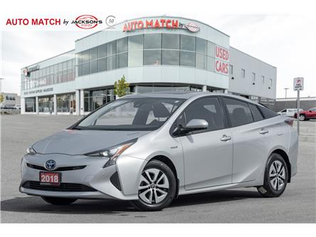 2018 Toyota Prius Technology (Stk: U5350B) in Barrie - Image 1 of 23
