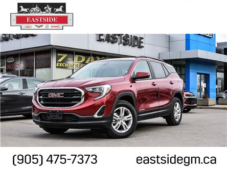 2021 GMC Terrain SLE (Stk: ML332927) in Markham - Image 1 of 24