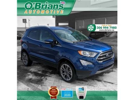 2019 Ford EcoSport Titanium (Stk: 14172B) in Saskatoon - Image 1 of 23