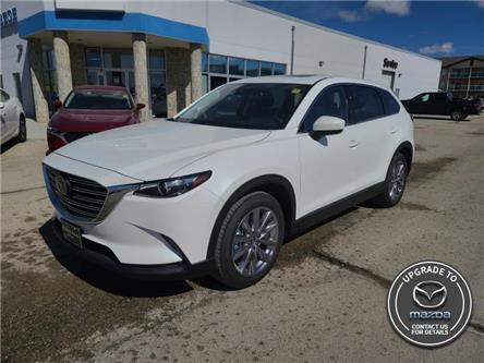 2021 Mazda CX-9 GS-L AWD (Stk: M21103) in Steinbach - Image 1 of 20