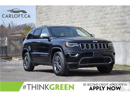 2018 Jeep Grand Cherokee Limited (Stk: B7152) in Kingston - Image 1 of 27