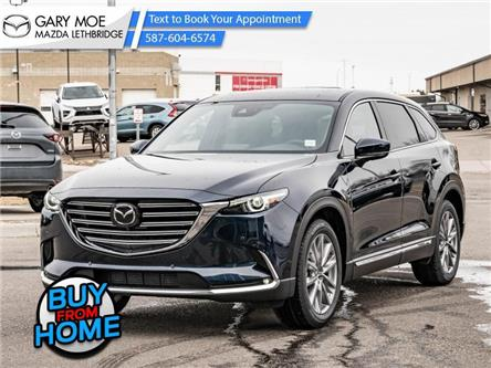 2021 Mazda CX-9 GT AWD (Stk: 21-3756) in Lethbridge - Image 1 of 30