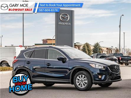 2016 Mazda CX-5 GS AWD (Stk: 21-6707A) in Lethbridge - Image 1 of 29