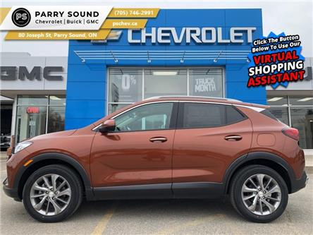 2021 Buick Encore GX Essence (Stk: 21-126) in Parry Sound - Image 1 of 22
