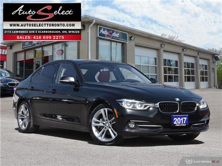 2017 BMW 320i xDrive (Stk: 1RXQ177) in Scarborough - Image 1 of 28