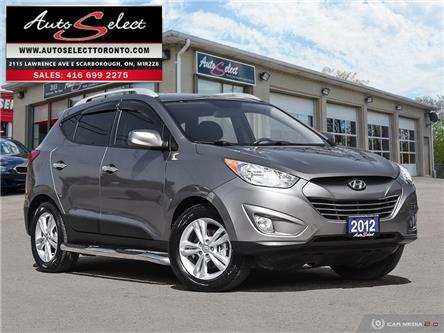 2012 Hyundai Tucson GLS (Stk: 1HTC31C) in Scarborough - Image 1 of 28