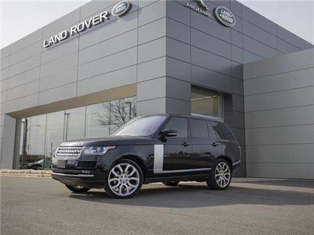 2017 Land Rover Range Rover DIESEL Td6 HSE (Stk: 21003A) in Ottawa - Image 1 of 21