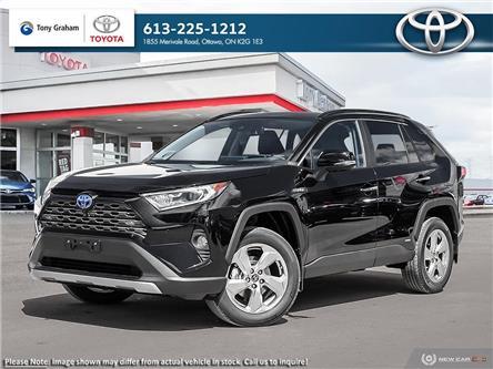 2021 Toyota RAV4 Hybrid Limited (Stk: 60320) in Ottawa - Image 1 of 23