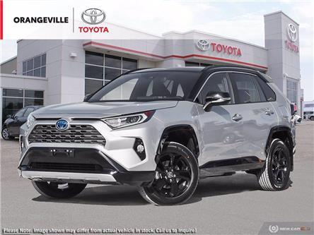 2021 Toyota RAV4 Hybrid XLE (Stk: 21303) in Orangeville - Image 1 of 23