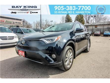 2018 Toyota RAV4  (Stk: 7212A) in Hamilton - Image 1 of 24